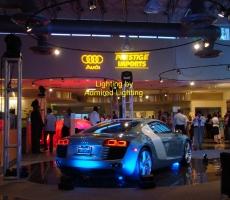 Audi-daytime-yellow logos