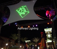 LASER 3D CUBE-ADMIRED